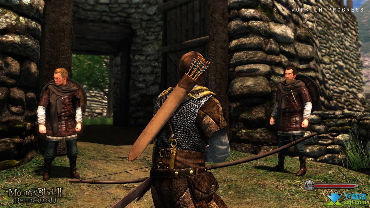 骑马与砍杀2游戏效果图2