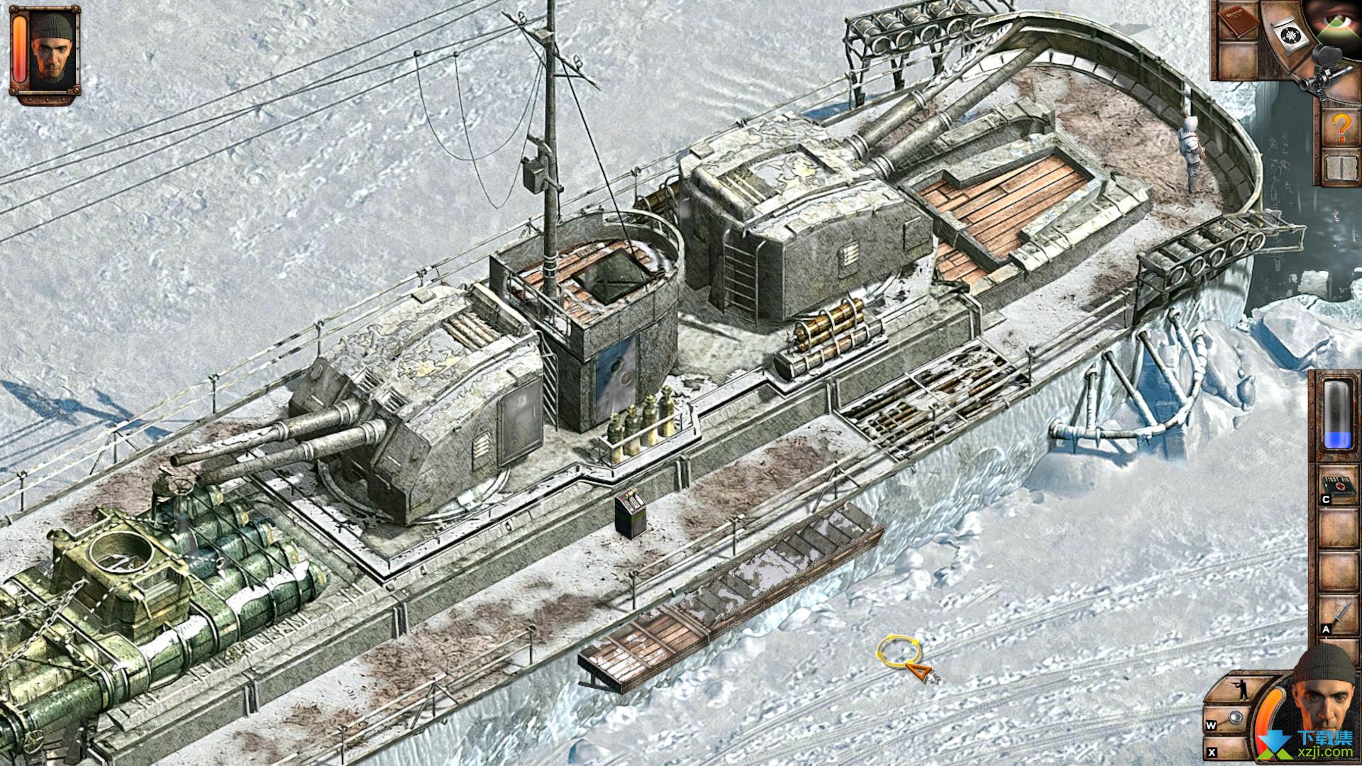 盟军敢死队2高清重制版游戏效果图1