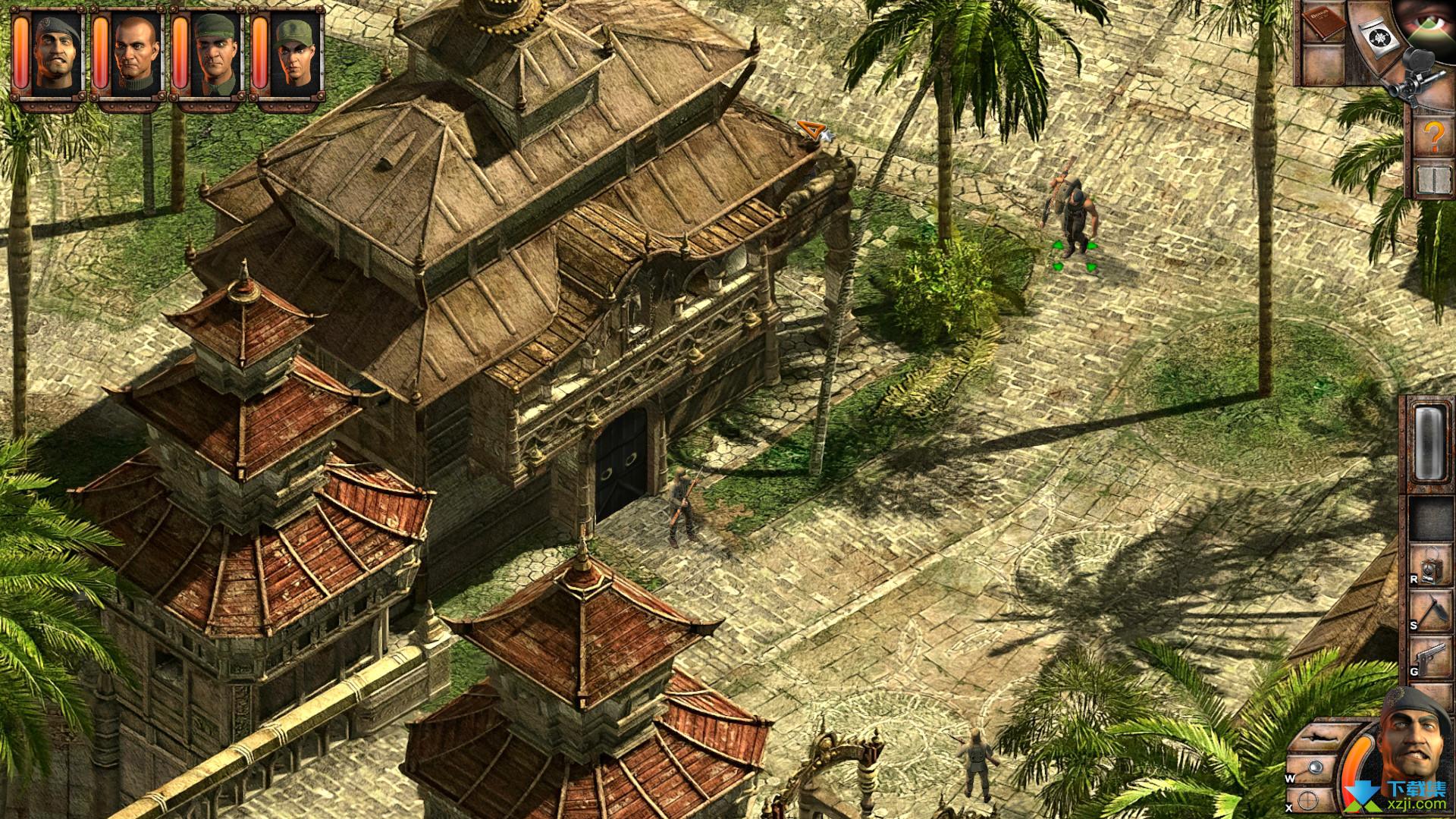 盟军敢死队2高清重制版游戏效果图3
