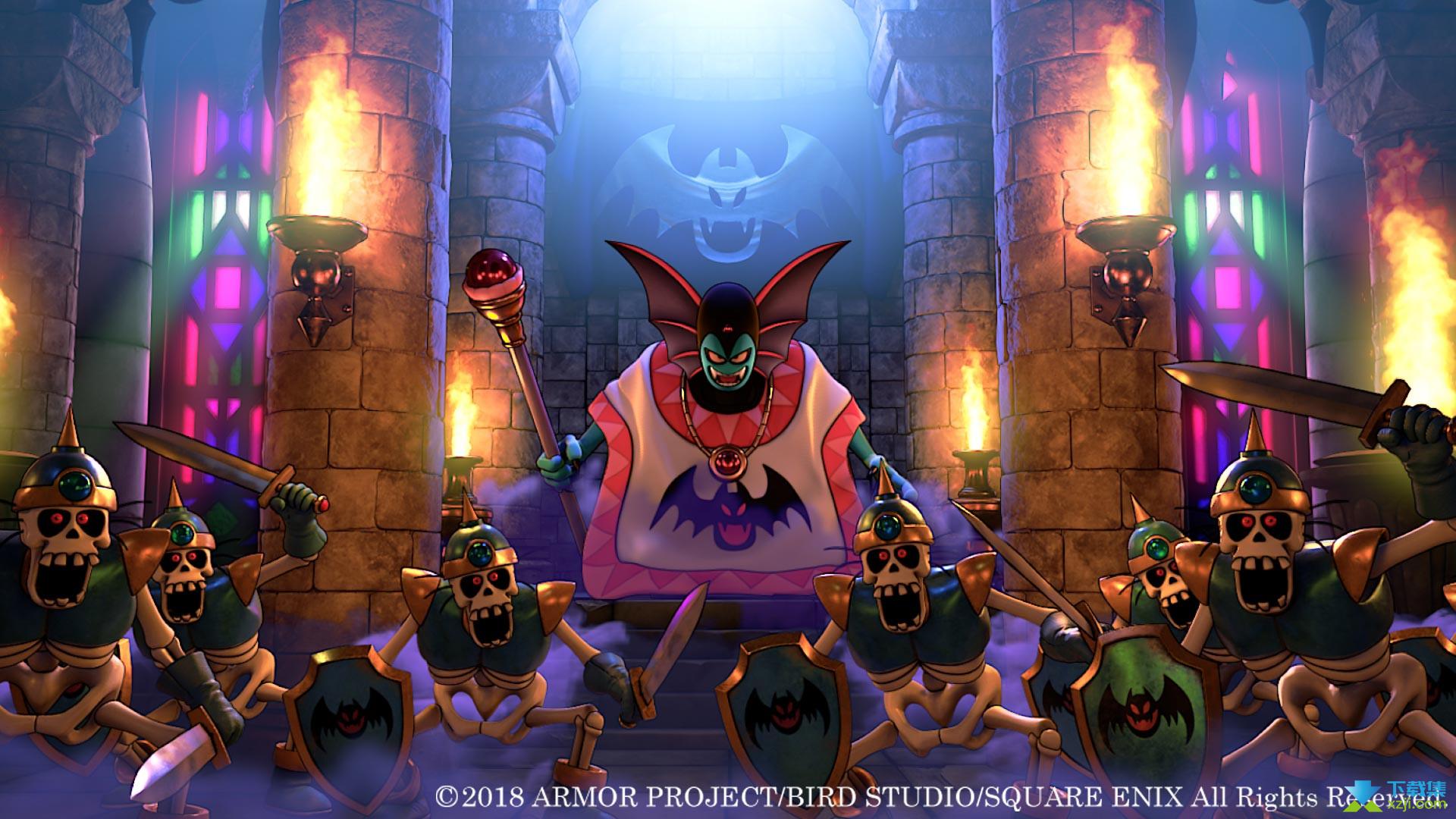 勇者斗恶龙建造者2游戏效果图2