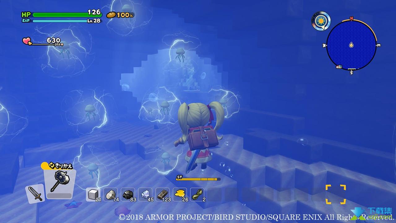 勇者斗恶龙建造者2游戏效果图3