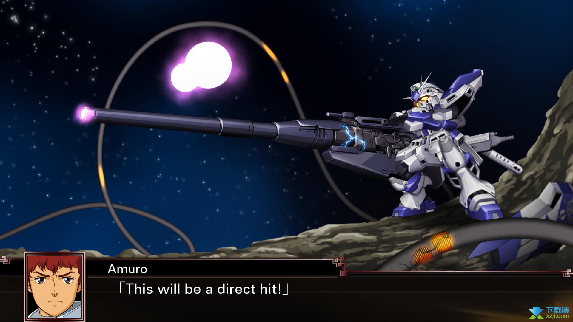 超级机器人大战X游戏效果图1
