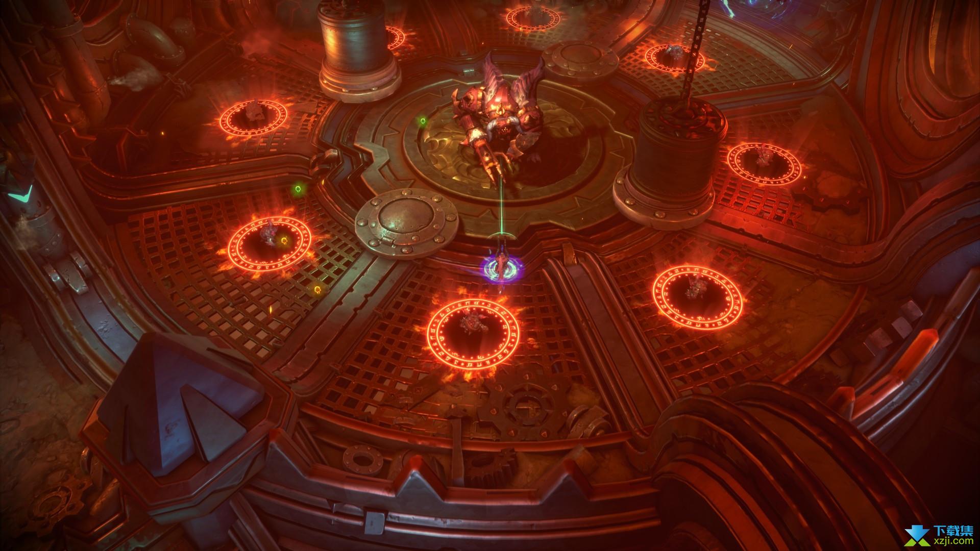 暗黑血统创世纪游戏界面1