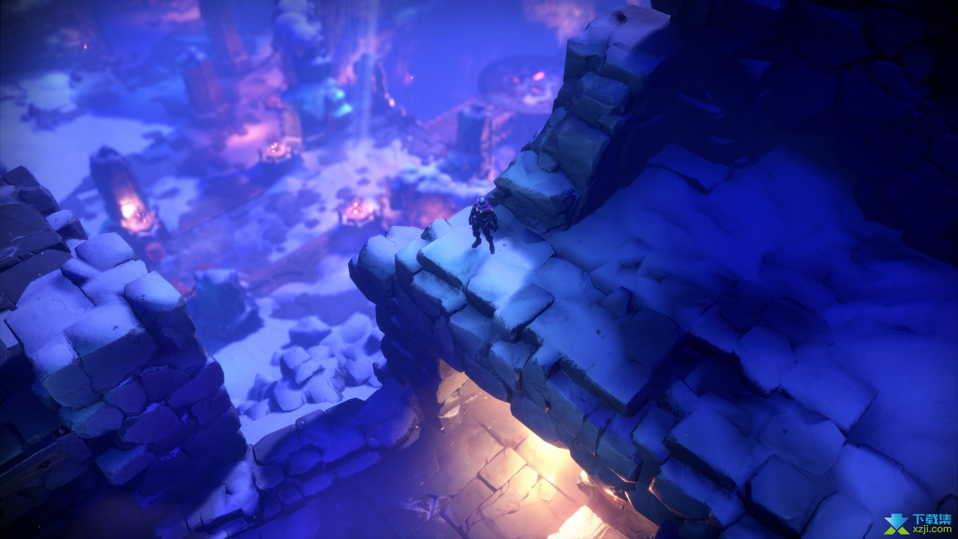 暗黑血统创世纪游戏界面2