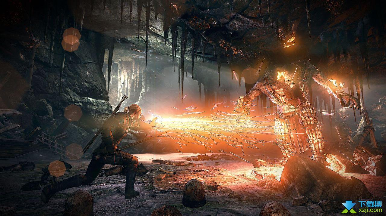 巫师3狂猎年度版效果图