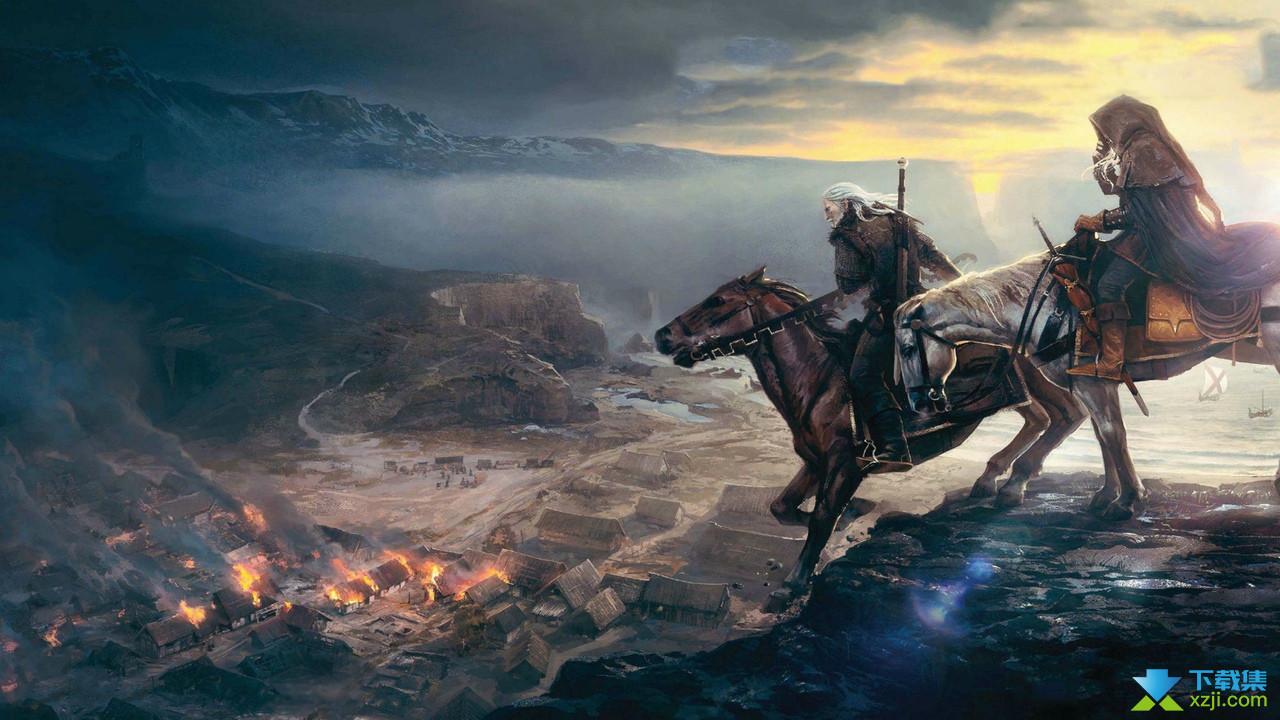 巫师3狂猎年度版效果图2