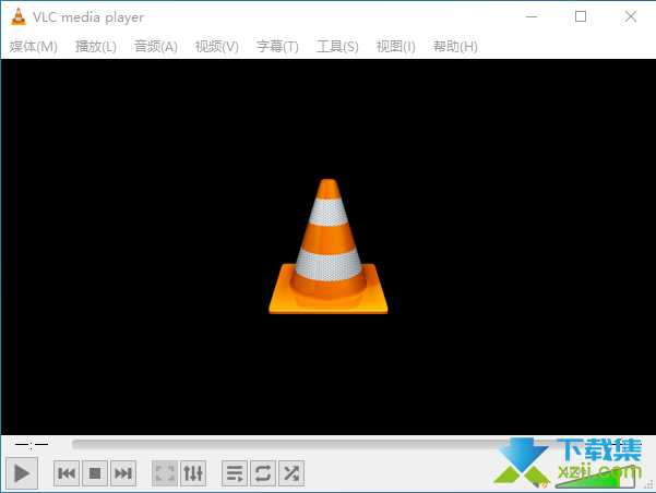 VLC Media Player界面