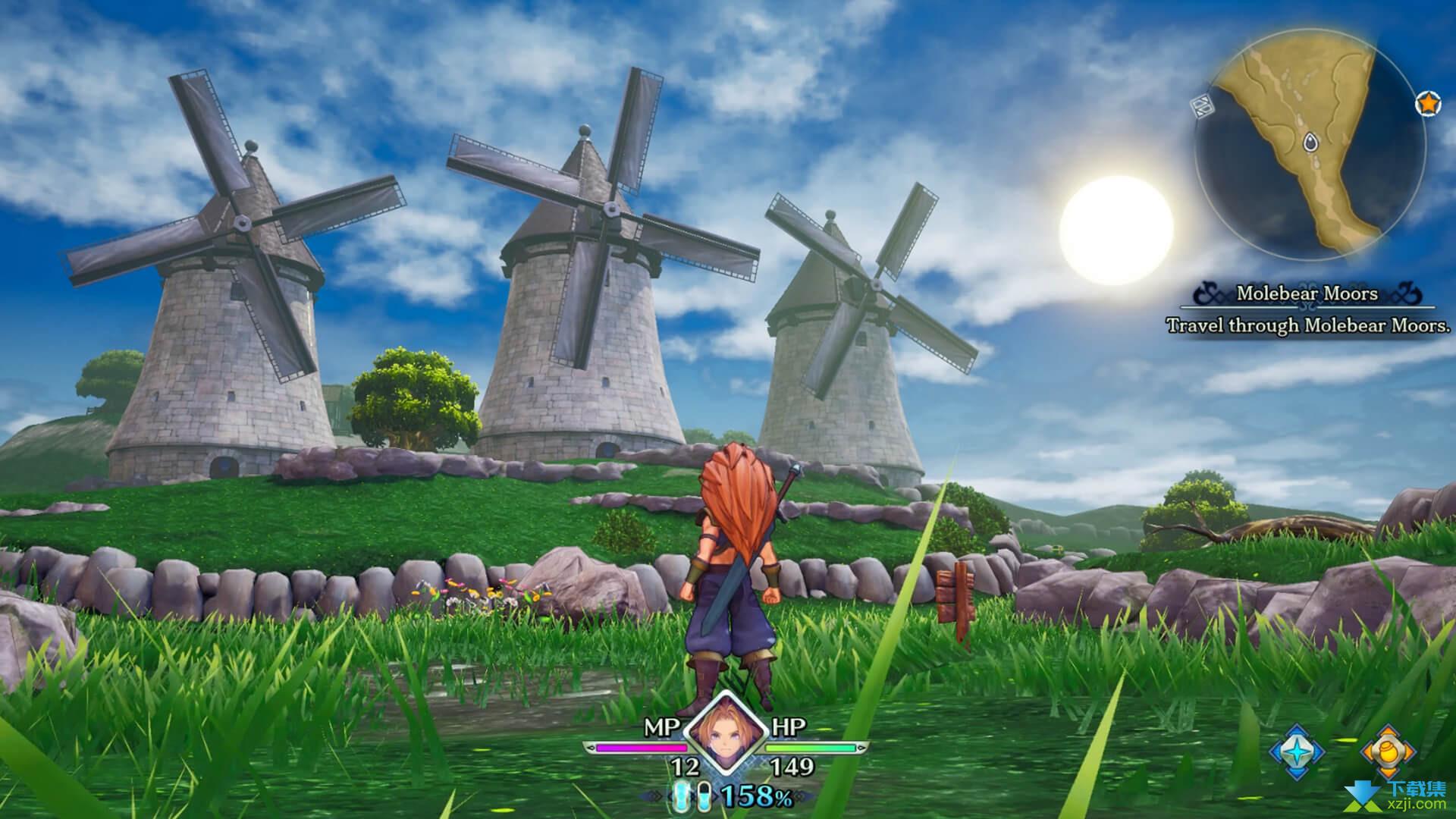 圣剑传说3重制版界面