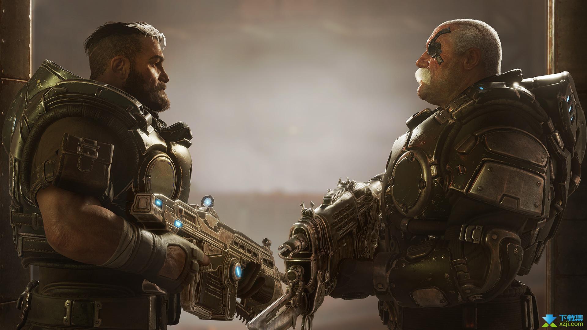 战争机器战略版游戏界面