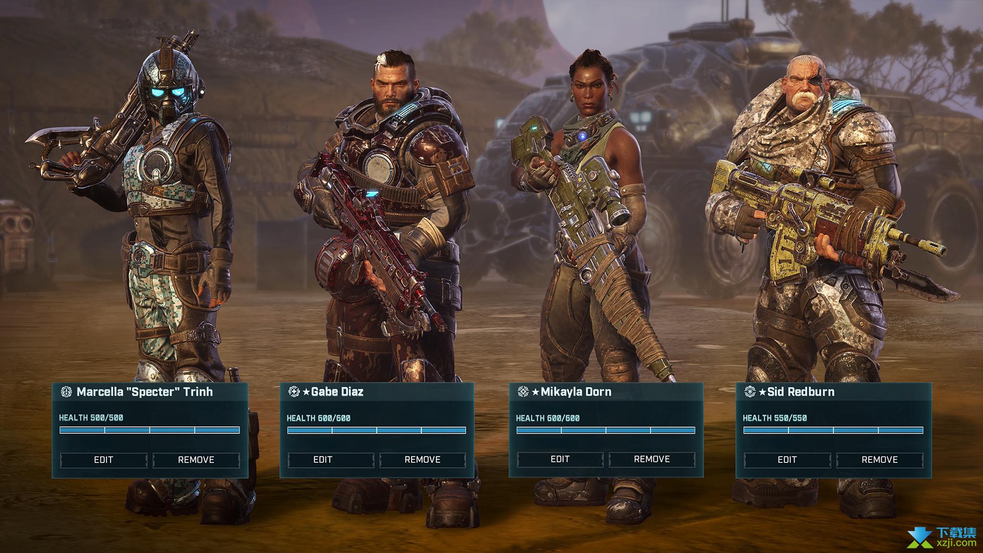 战争机器战略版游戏界面1
