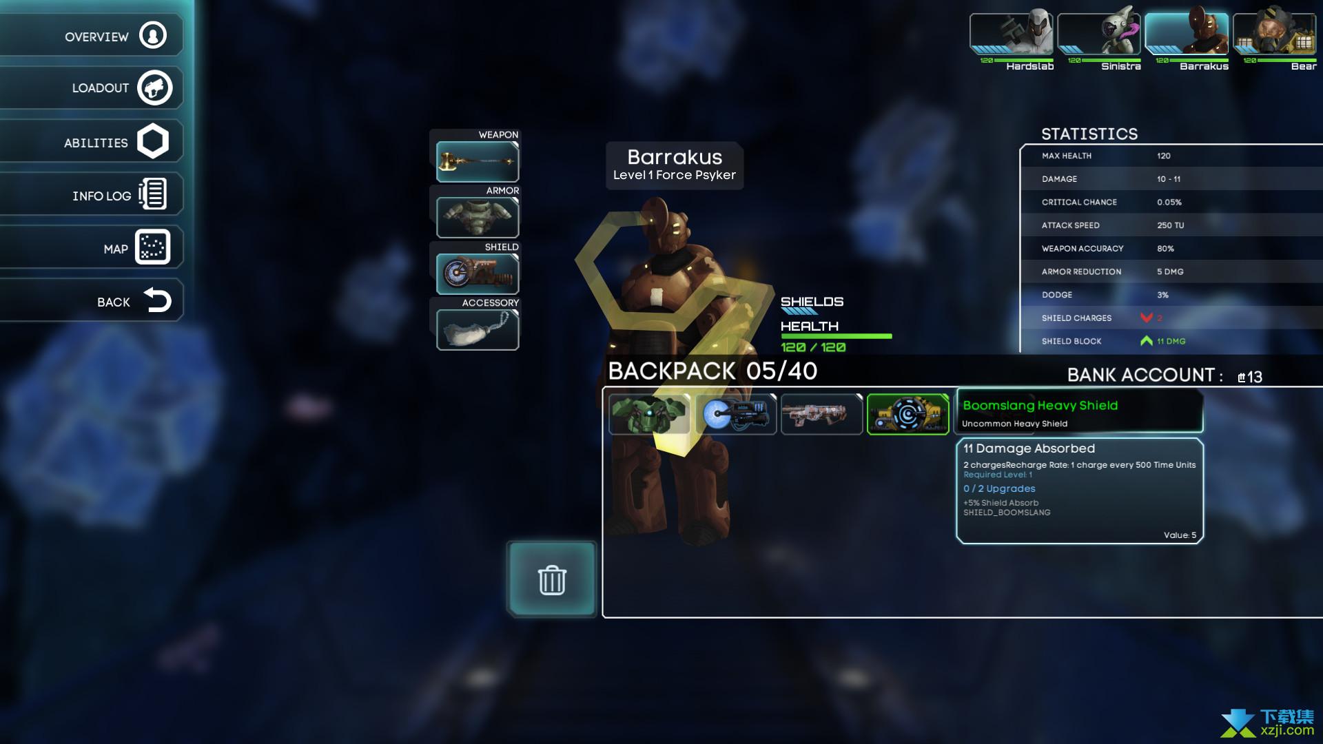 星际爬行者游戏界面2