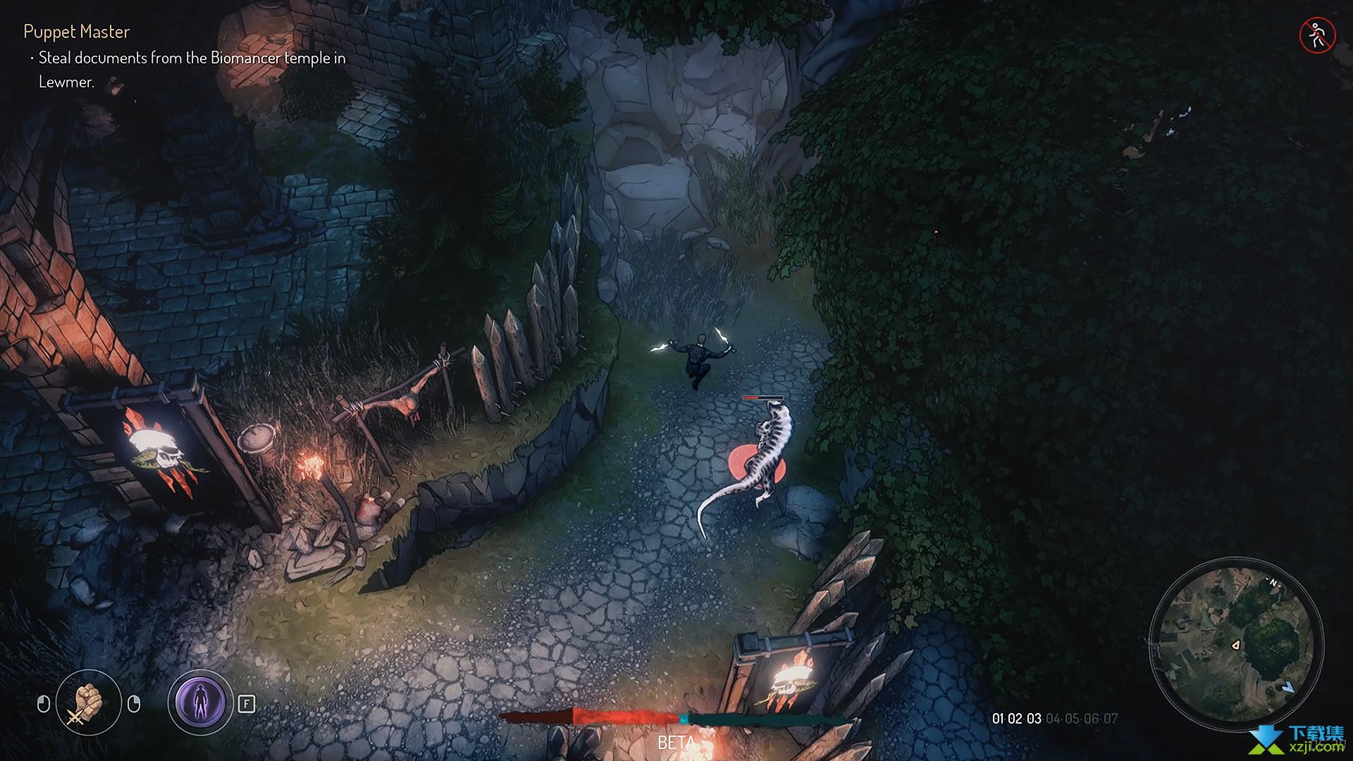七增强版游戏界面1