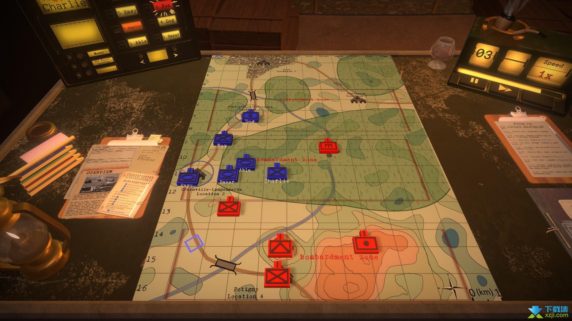 广播将军游戏界面3