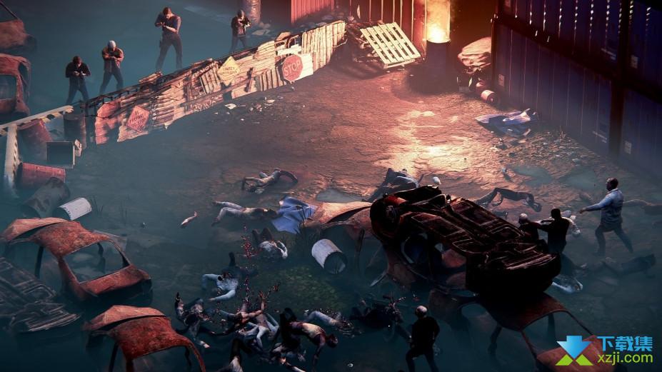 丧尸前线游戏界面5