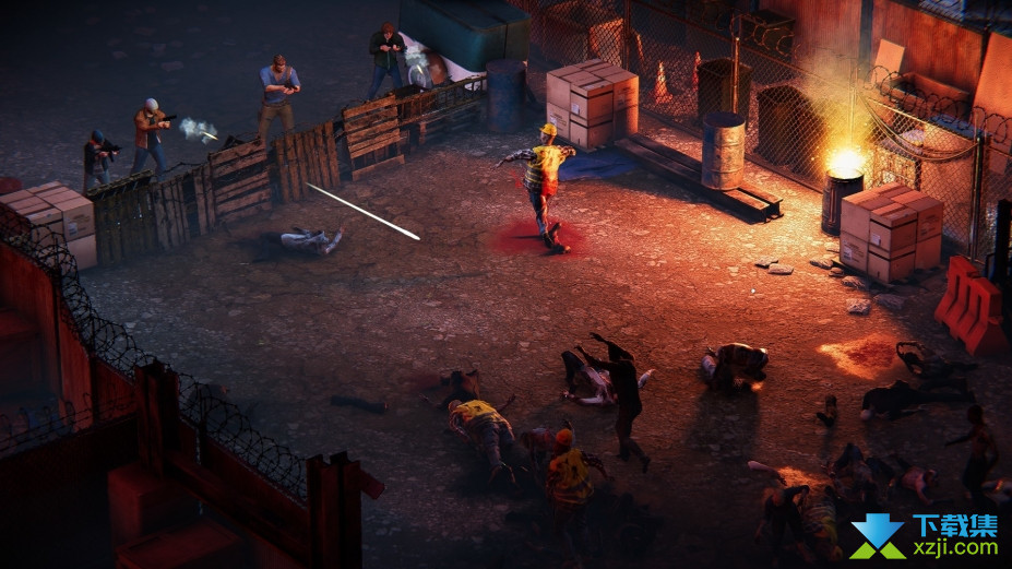丧尸前线游戏界面4