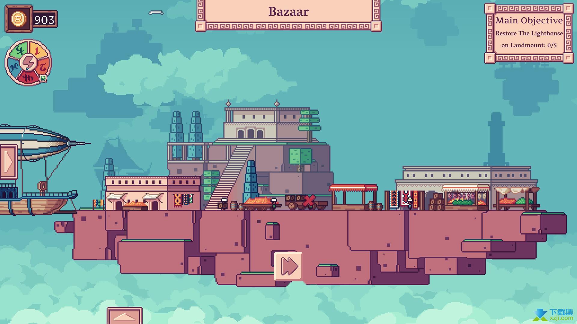 天空商人游戏界面4