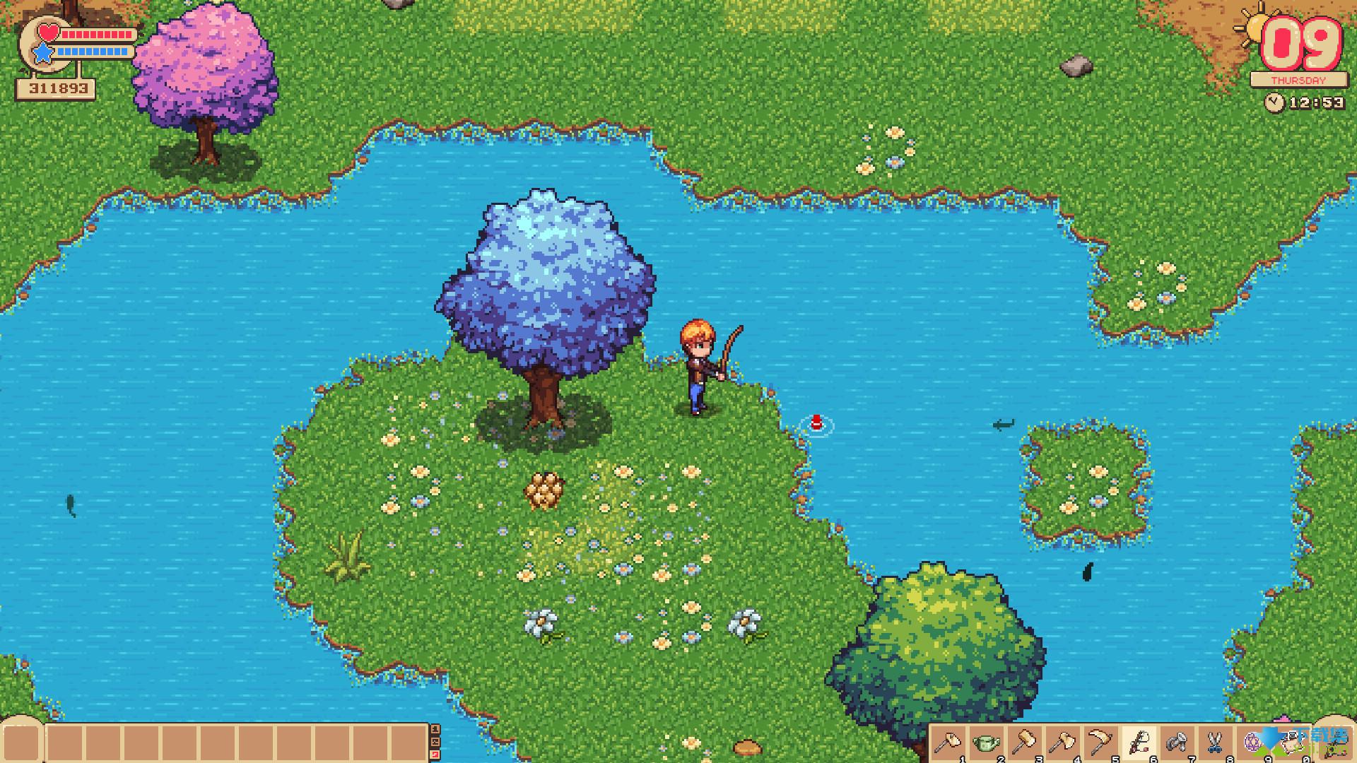 牧场物语橙色季节界面2