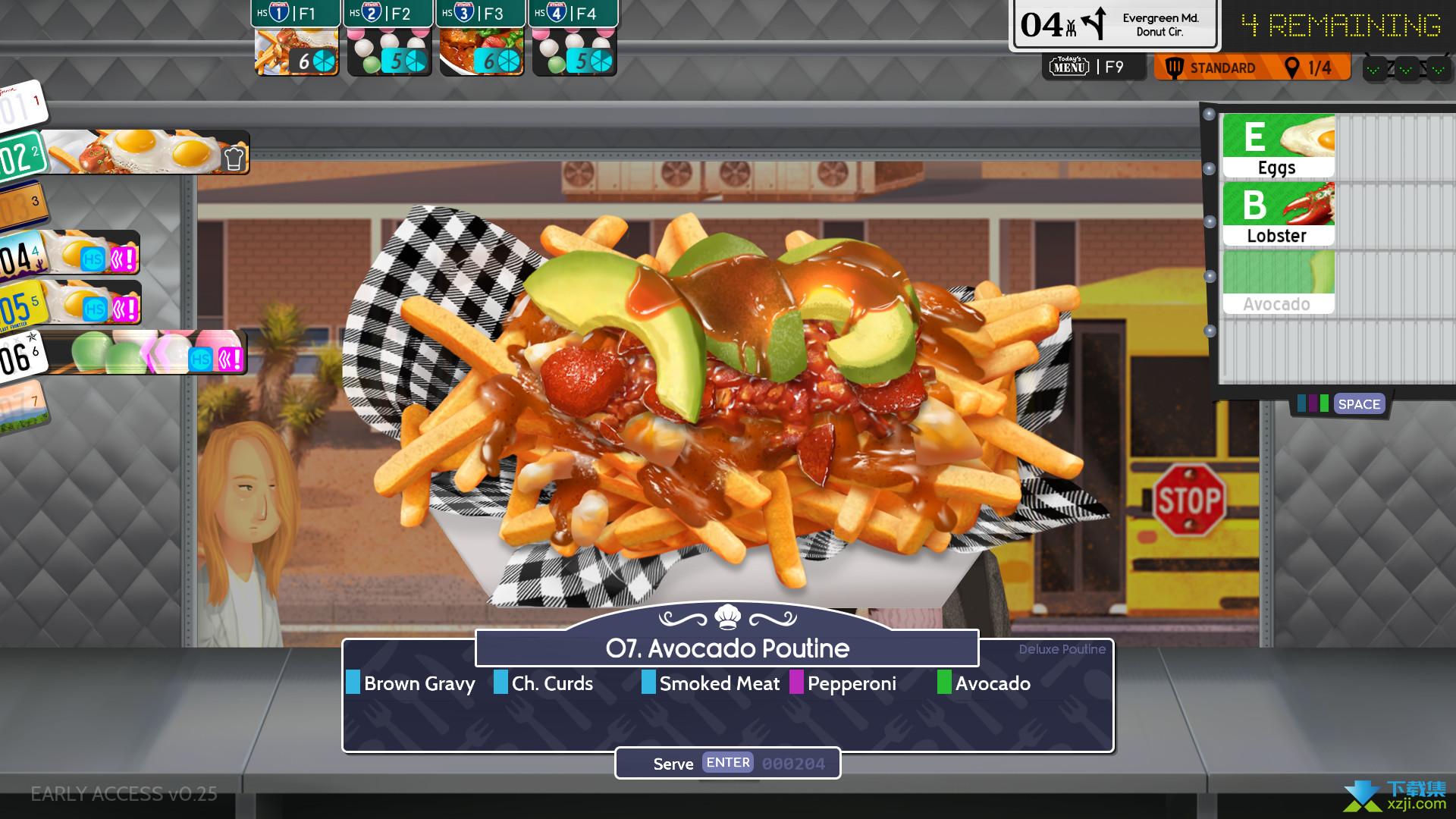 烹调上菜美味3界面3