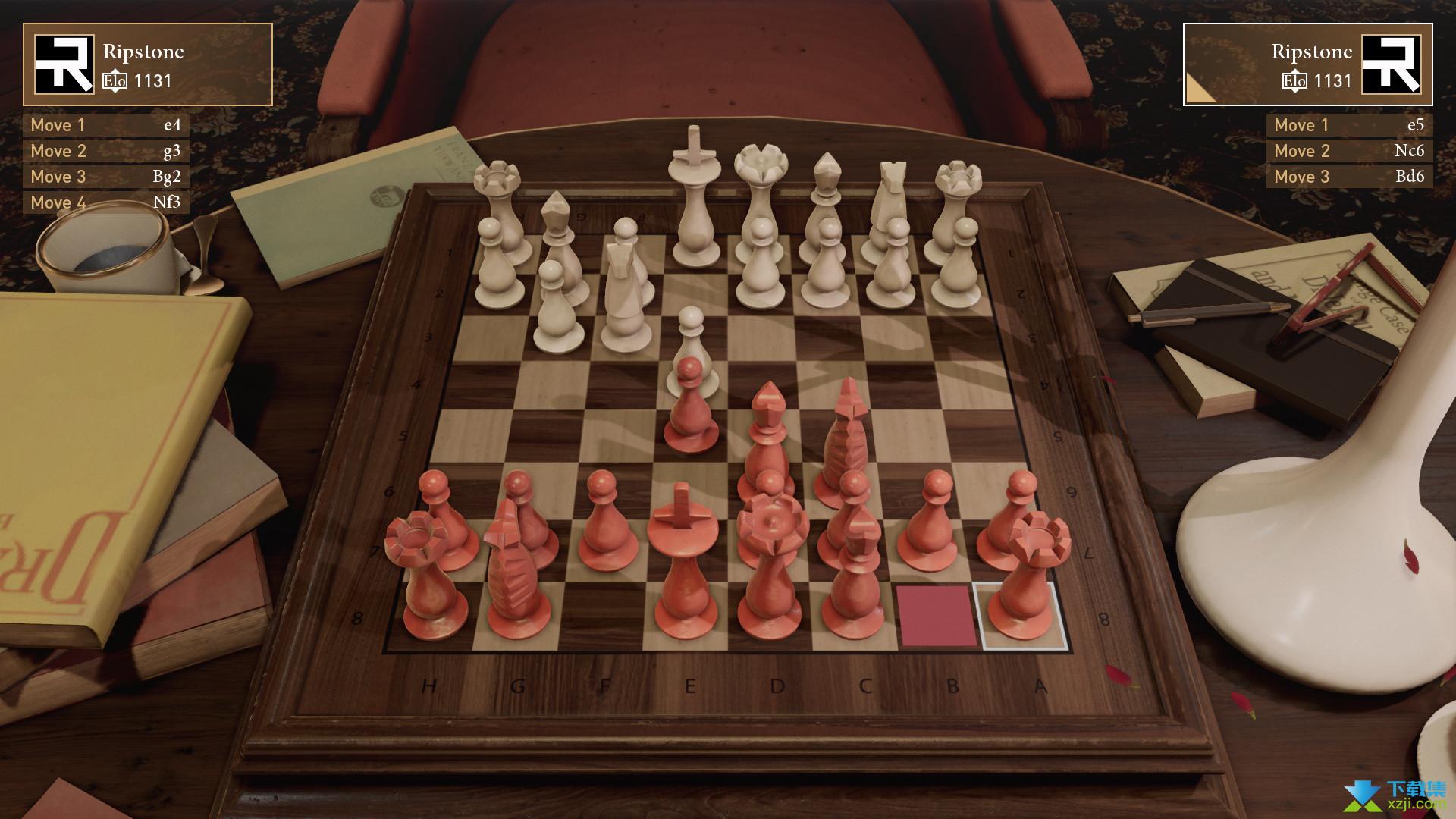 终极国际象棋界面4