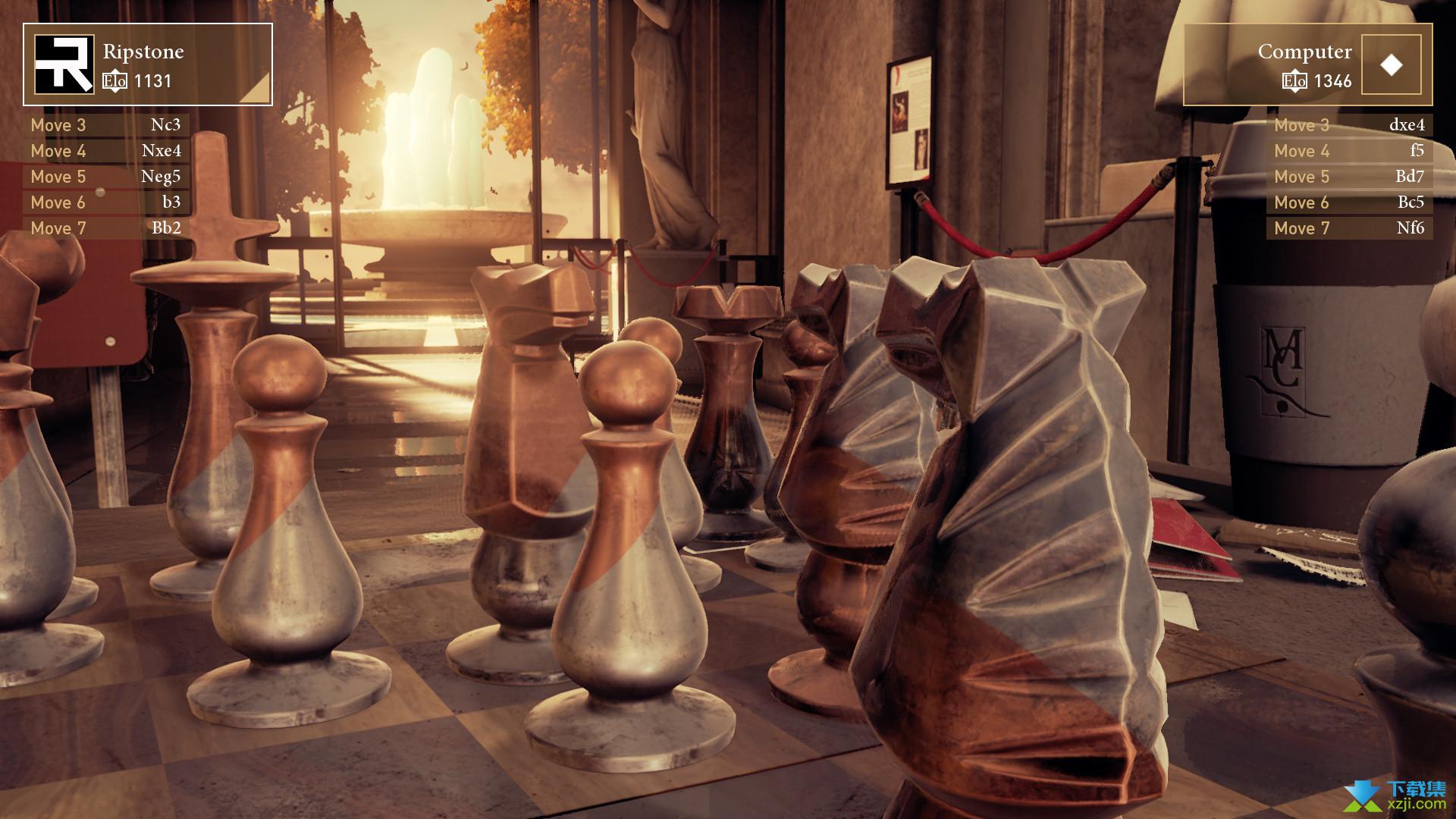 终极国际象棋界面1