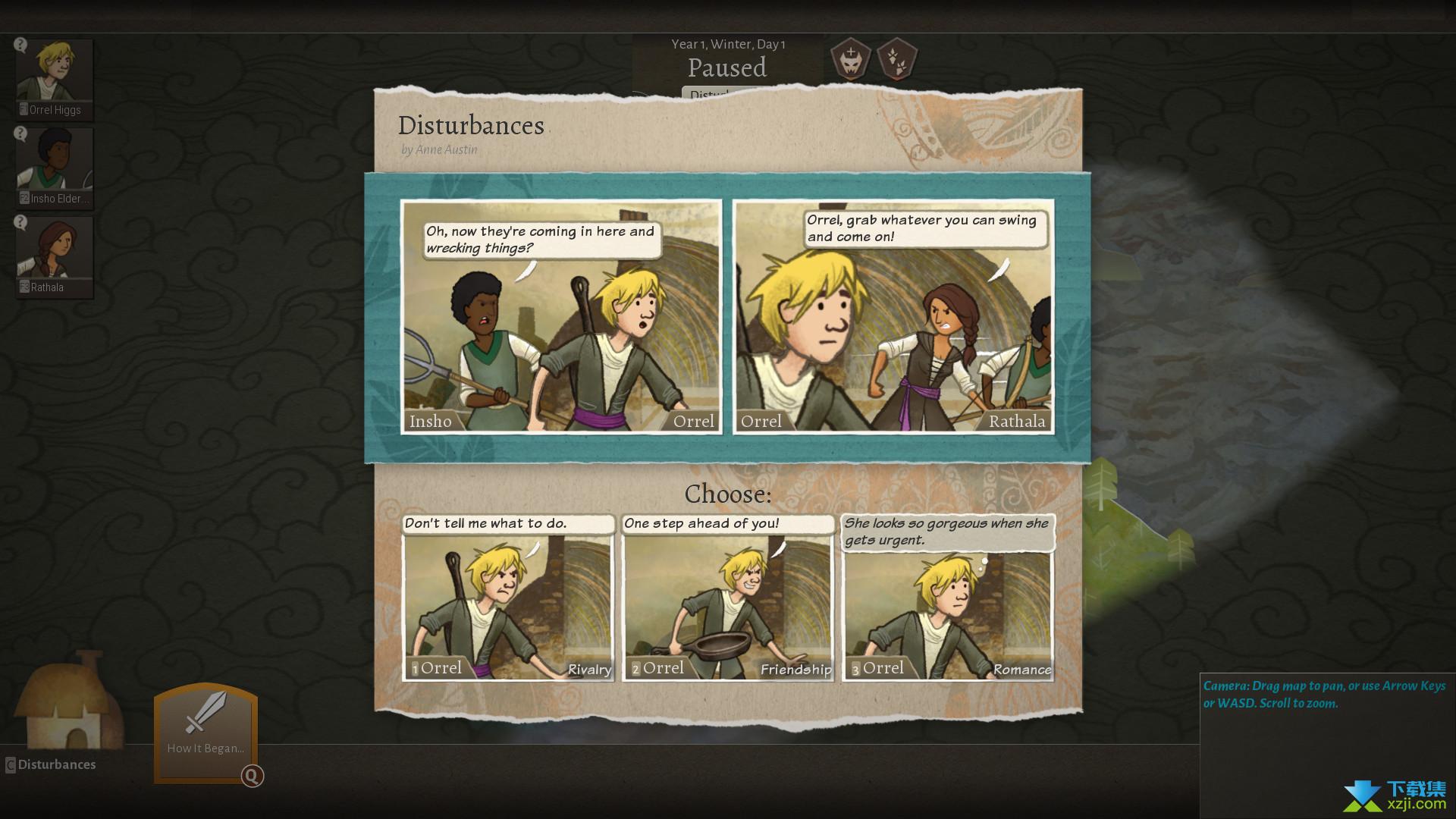 荒野传说界面2