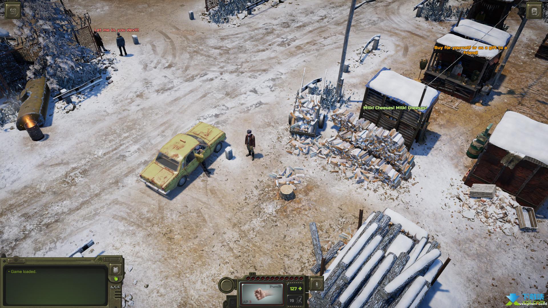 核爆RPG特鲁多格勒界面1