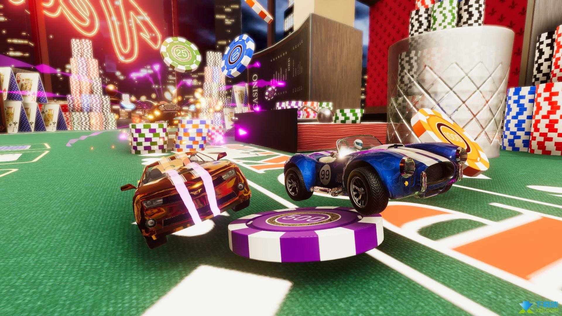 超级玩具车2界面