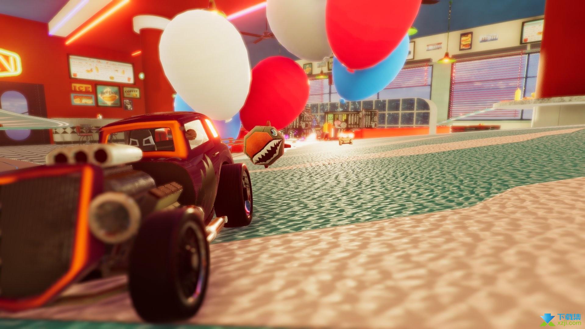 超级玩具车2界面1