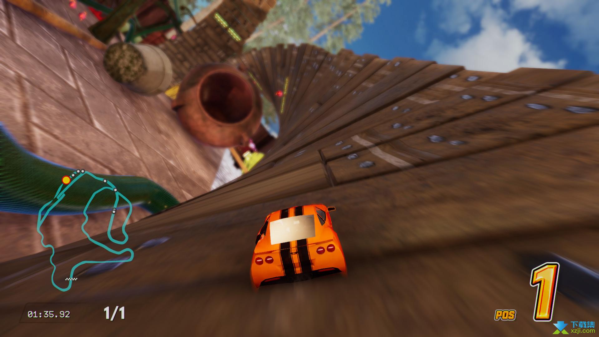 超级玩具车2界面4
