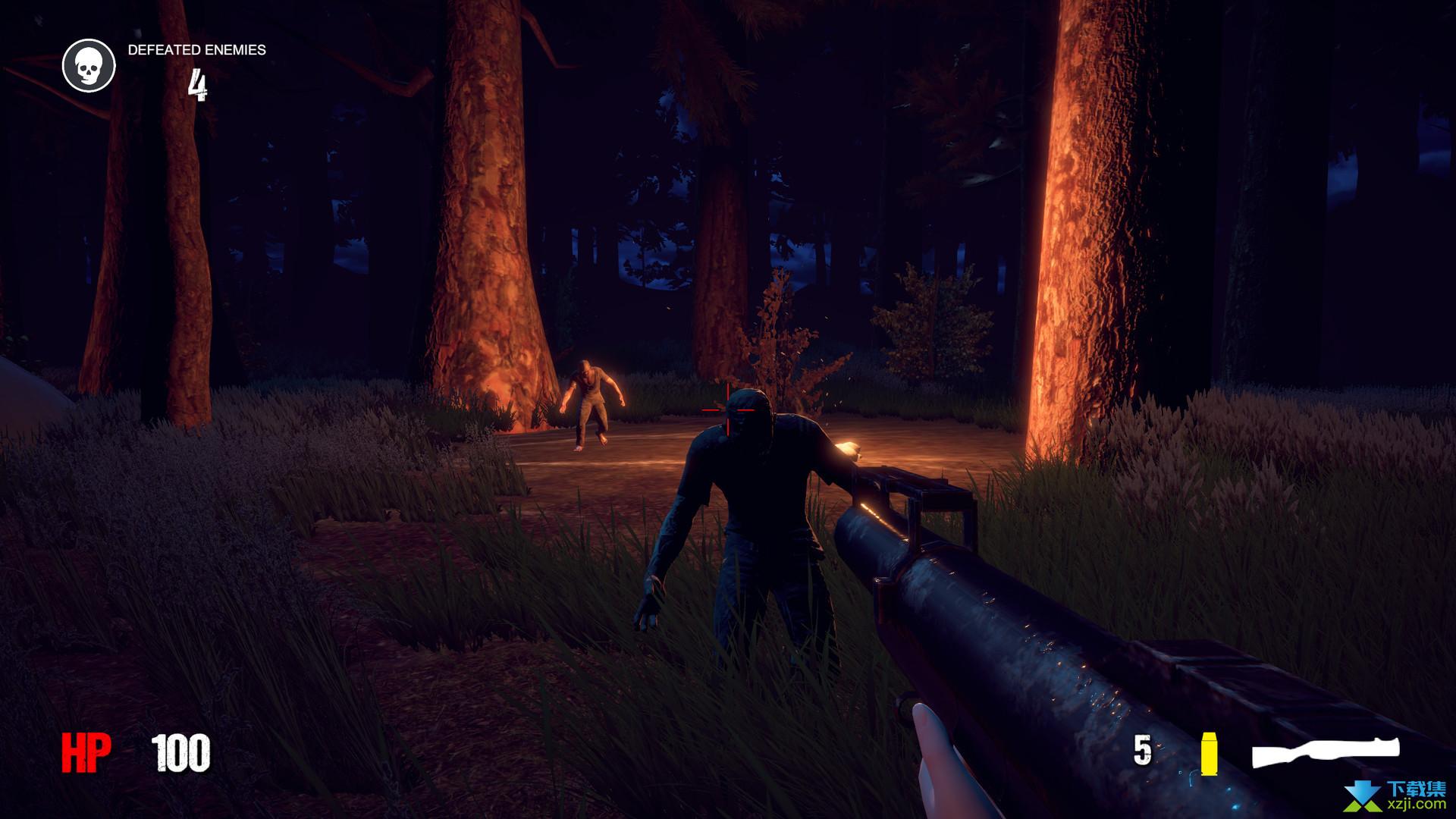 死亡之森界面1