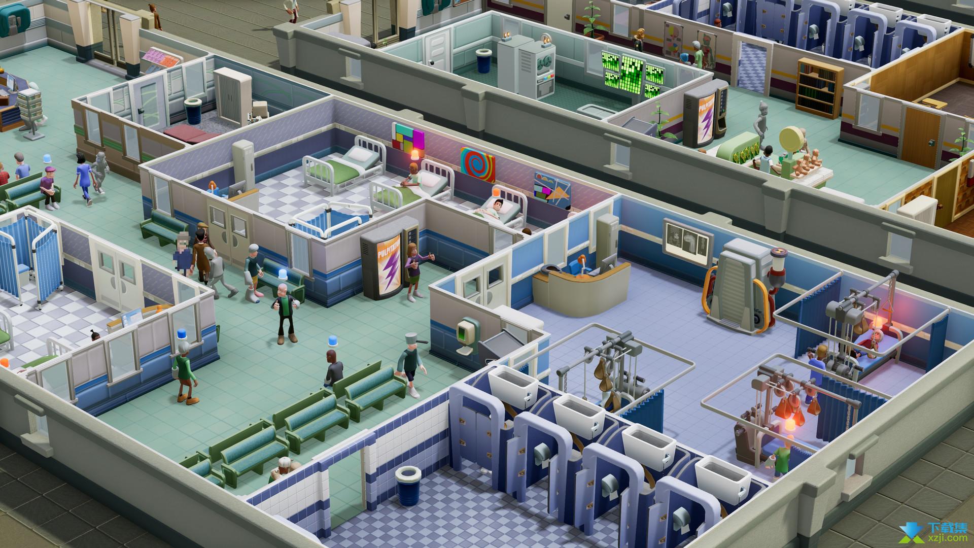 双点医院界面3
