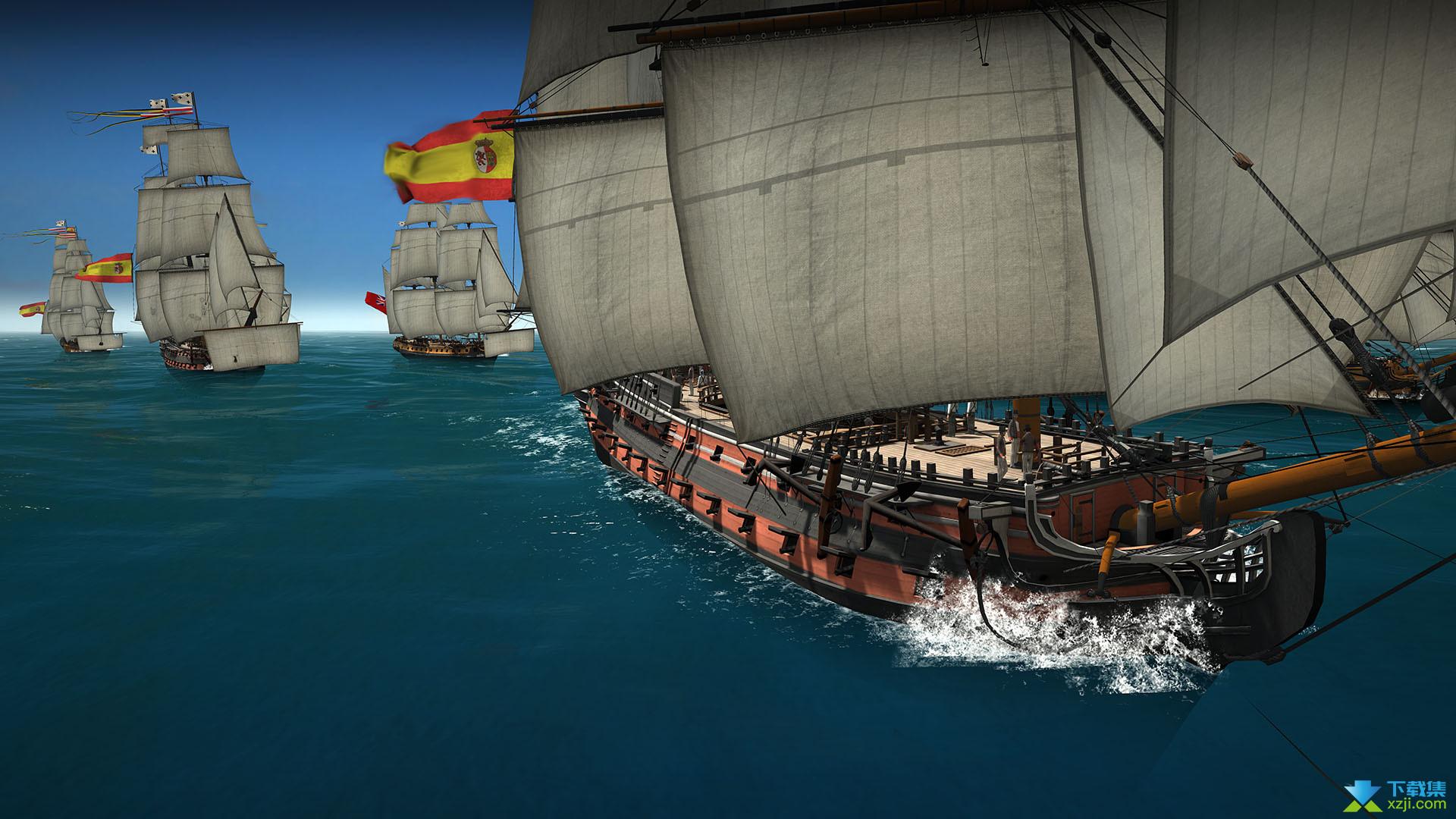 终极提督航海时代界面1