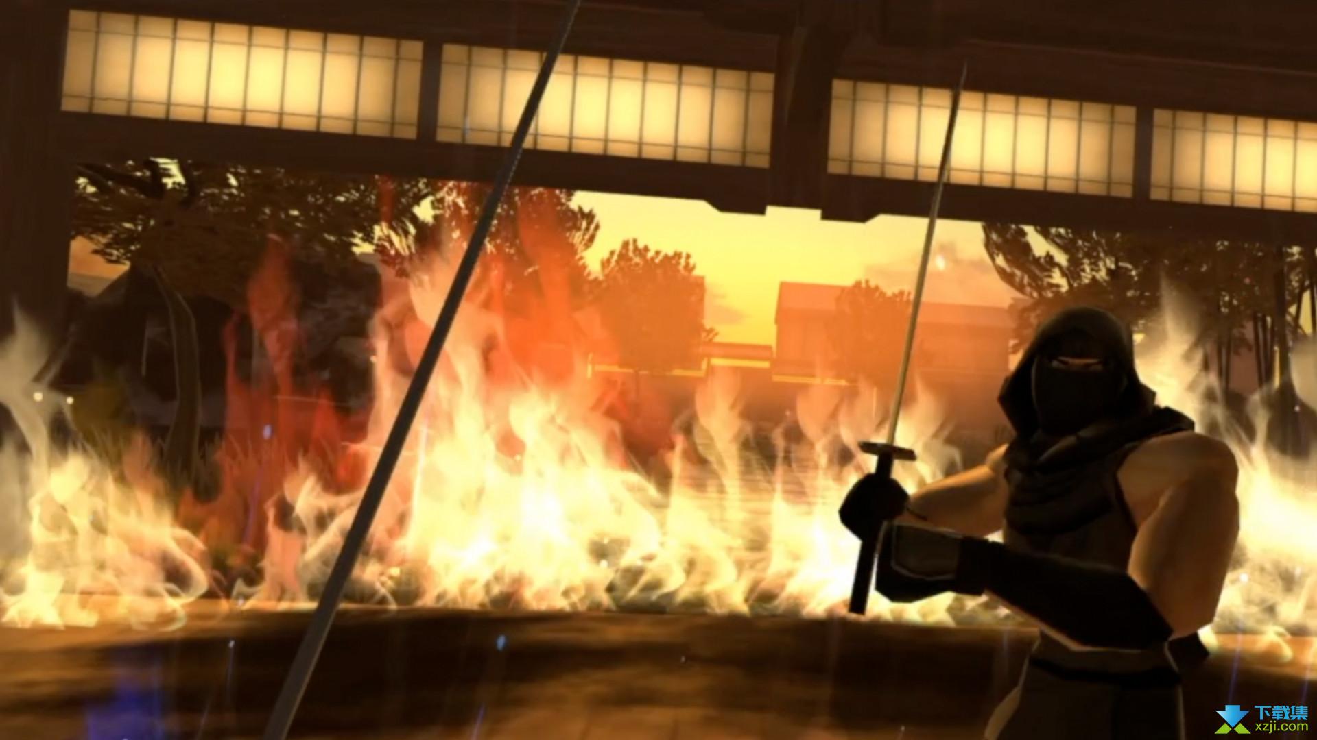 忍者传说界面4