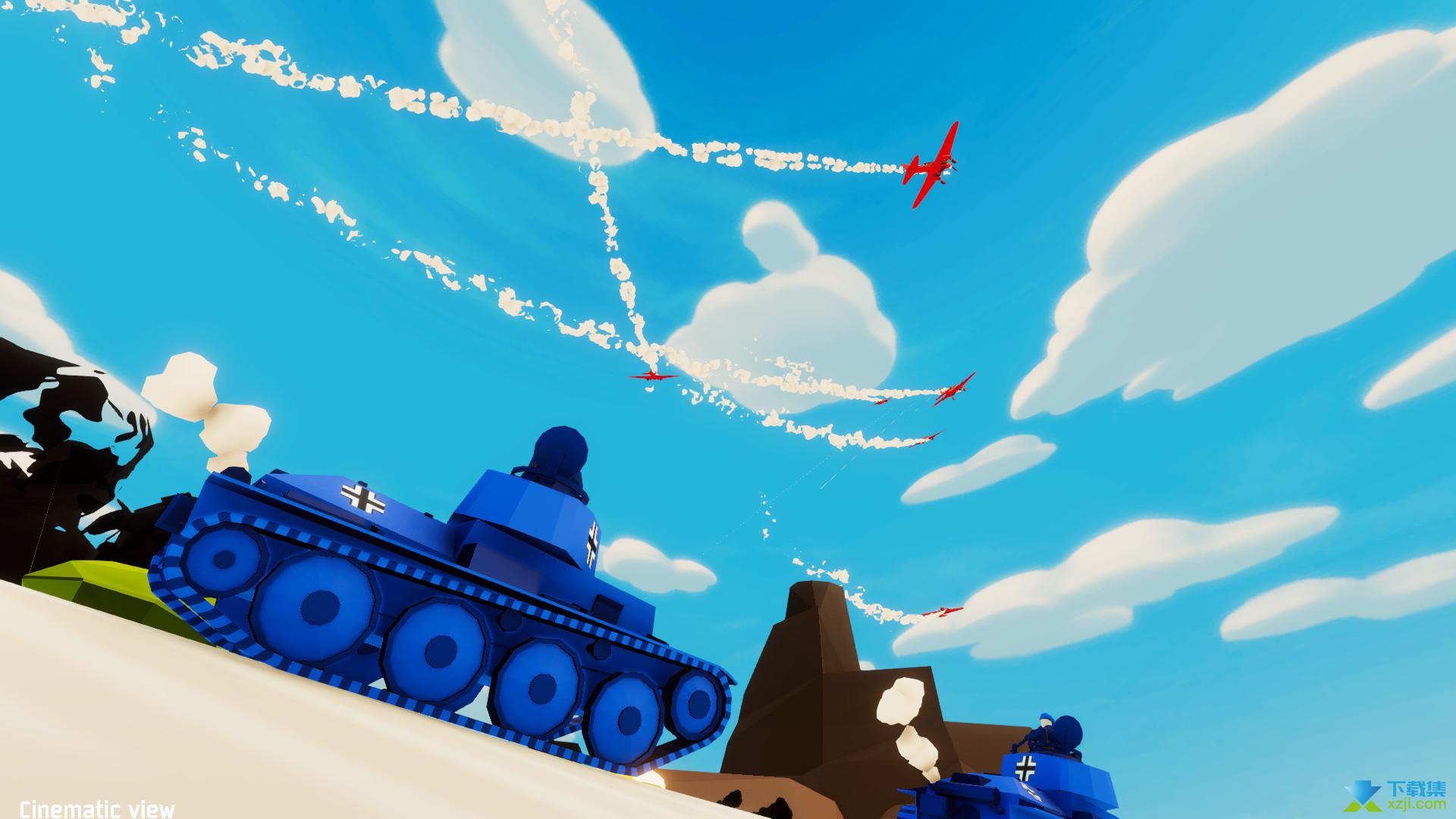 全面坦克模拟器界面2