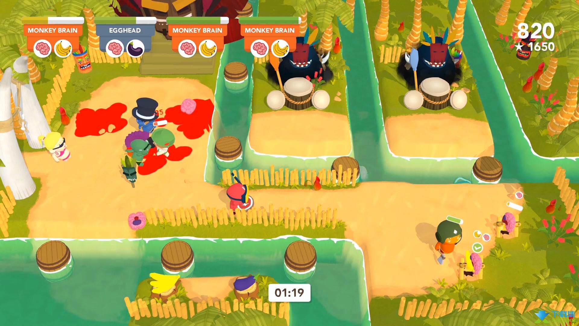 食人岛料理战界面4