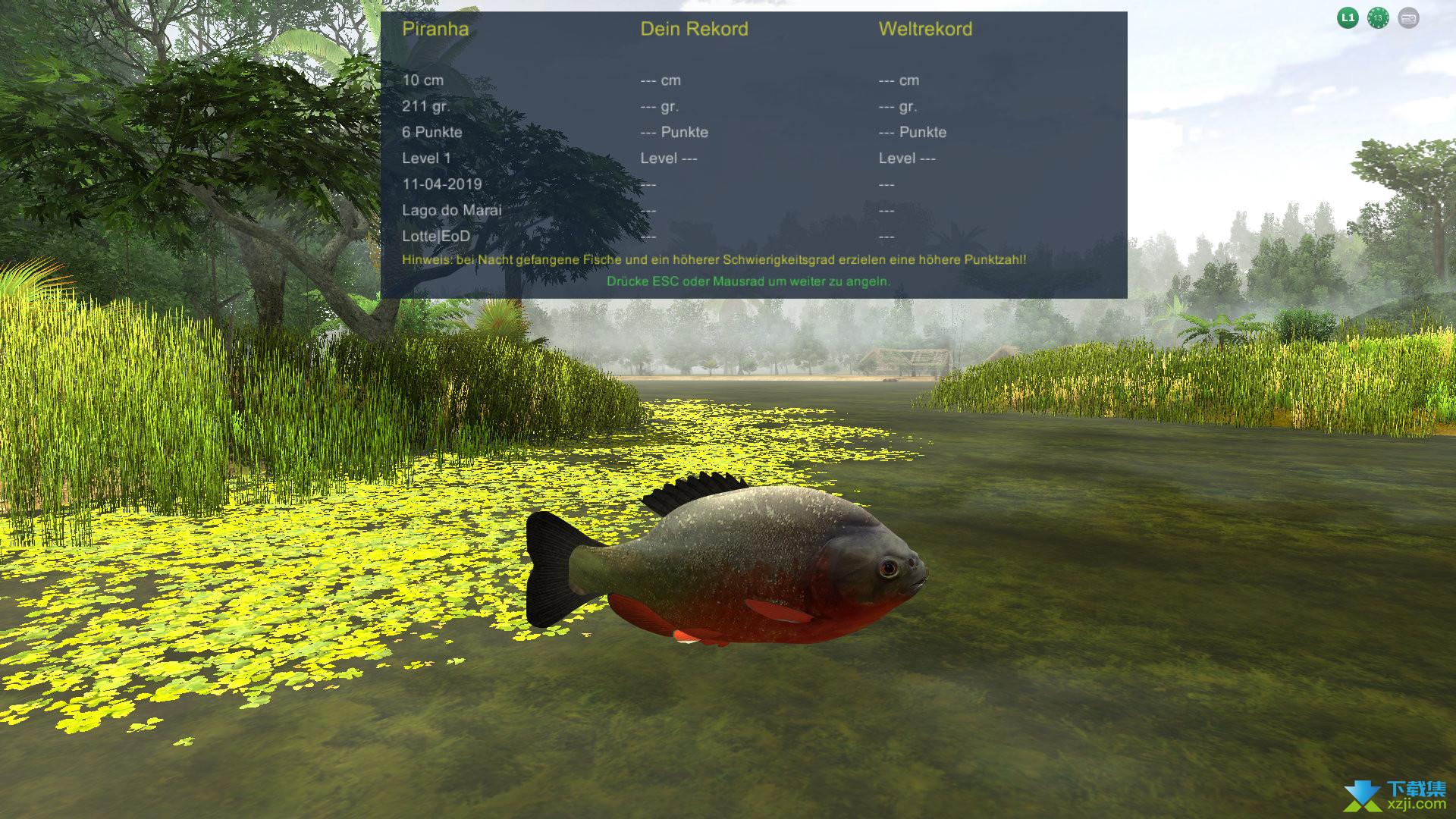 全球钓鱼运动界面1