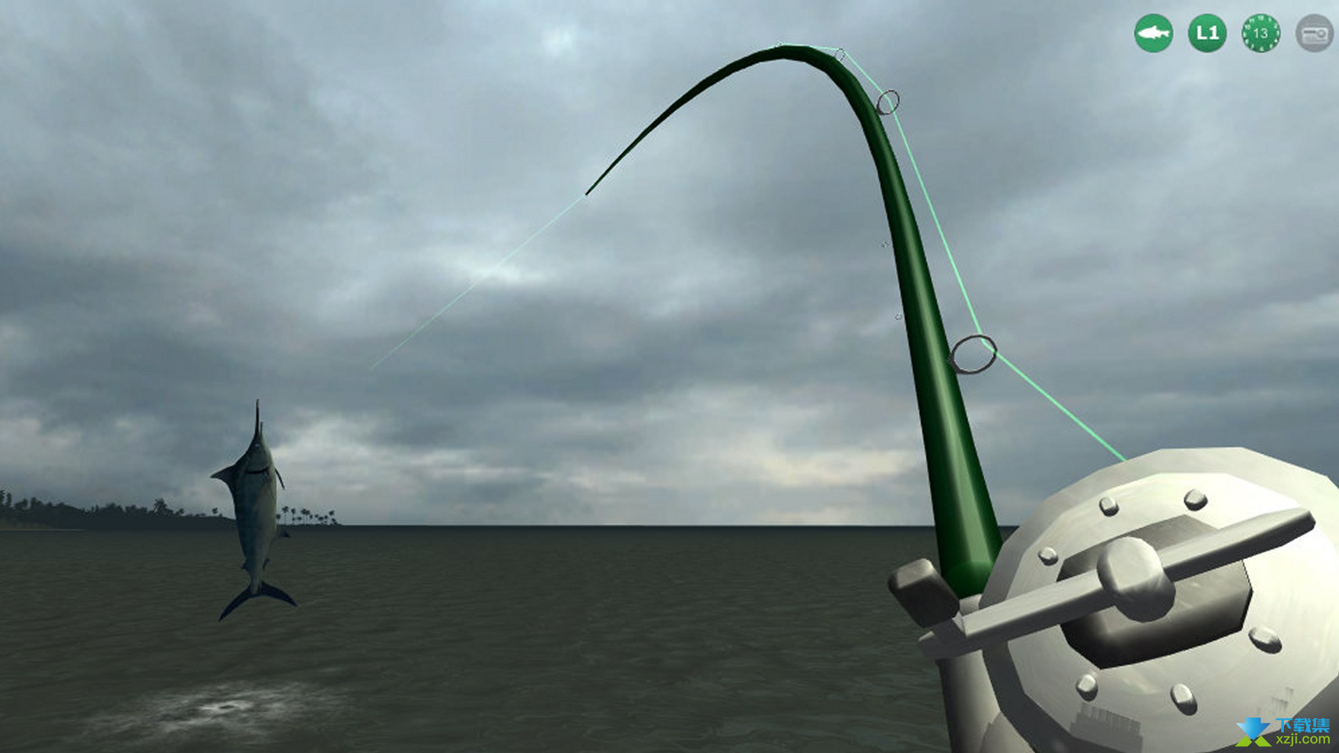 全球钓鱼运动界面2