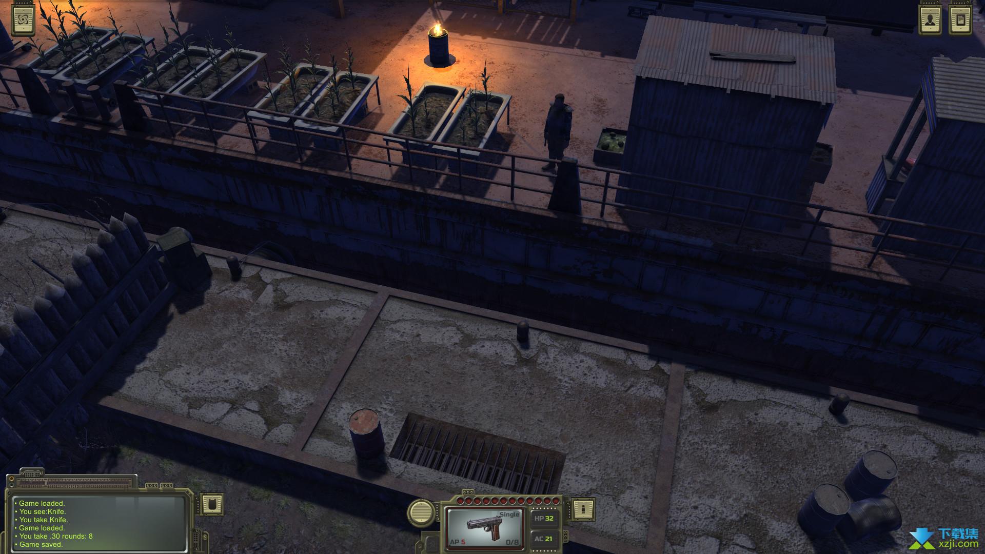 核爆RPG末日余生界面4