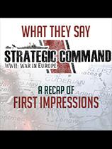 《战略命令二战-欧洲战场》免安装中文版