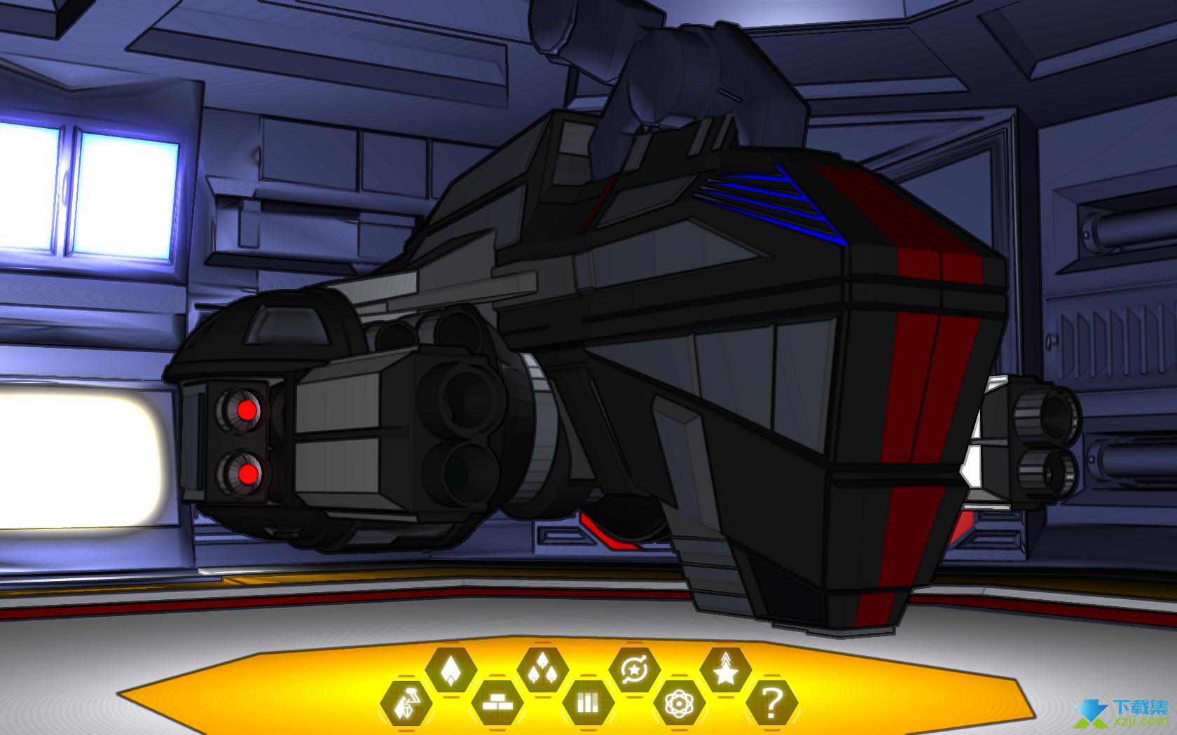 太空驱逐舰2界面2