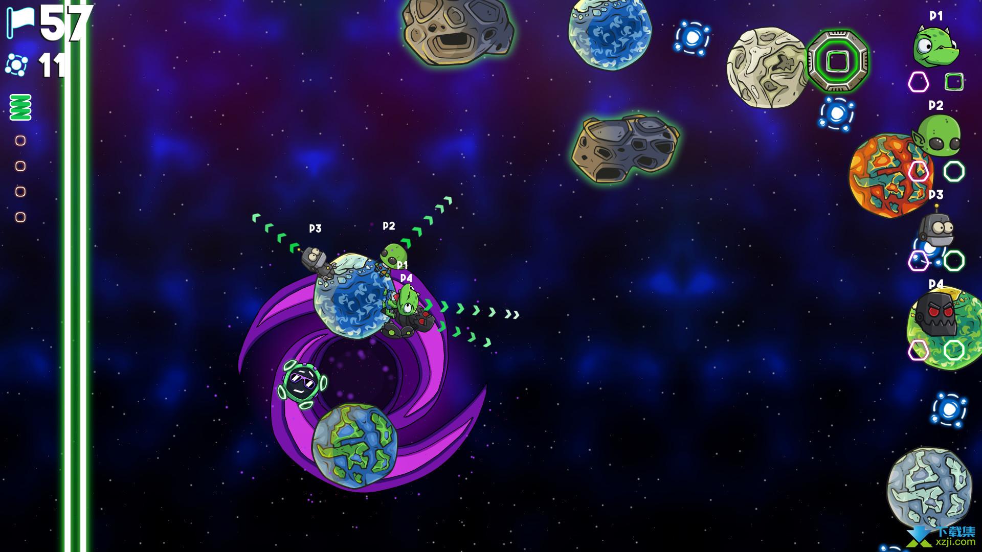 星球逃亡界面4