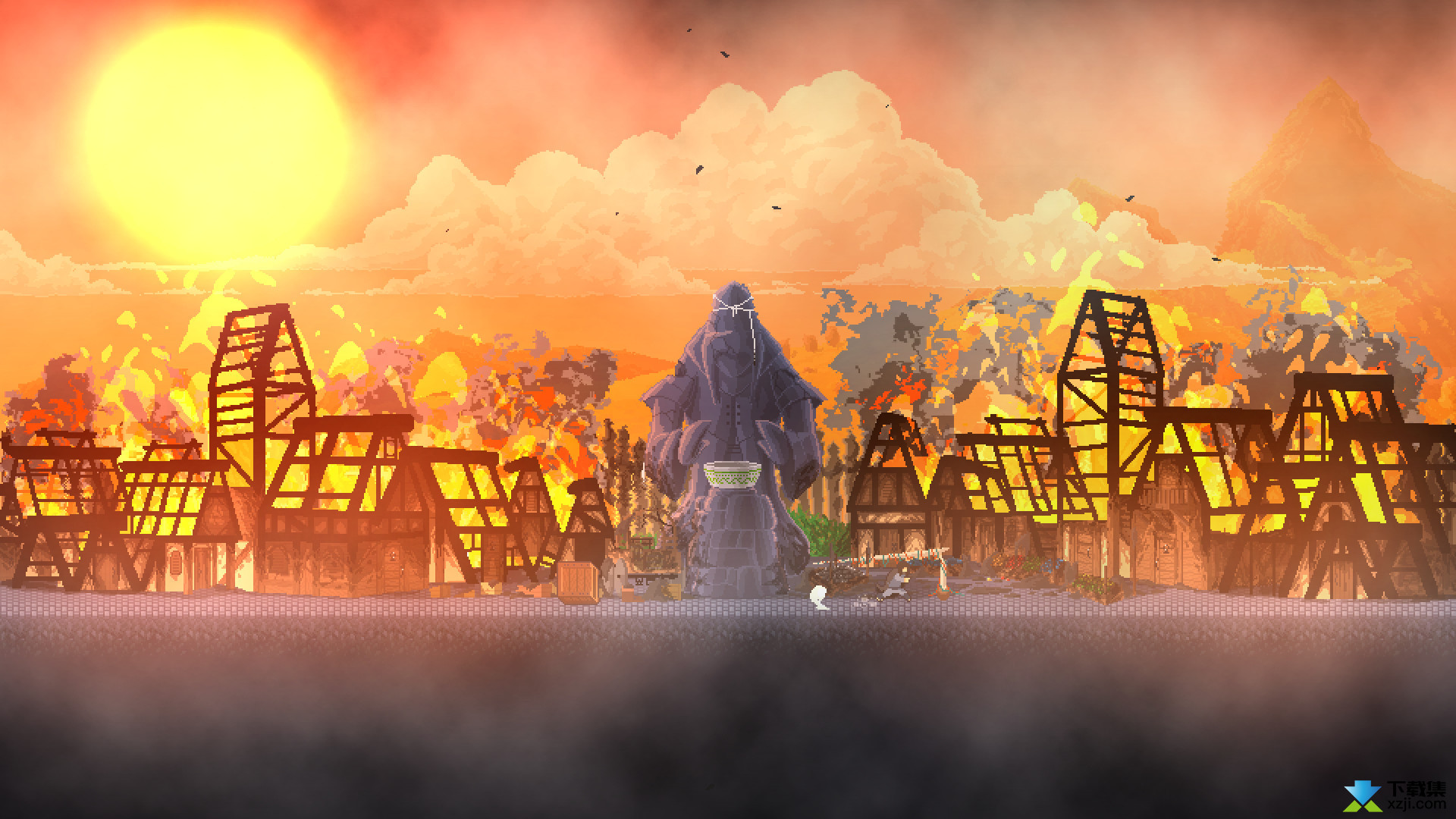 Wildfire界面
