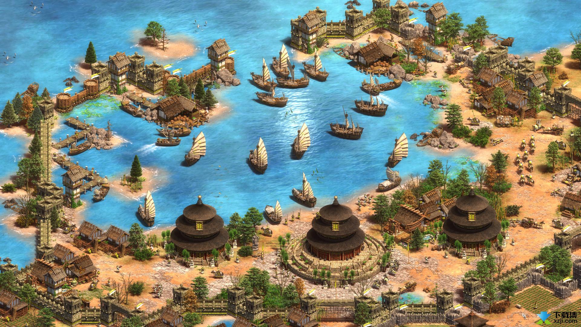 帝国时代2决定版界面2