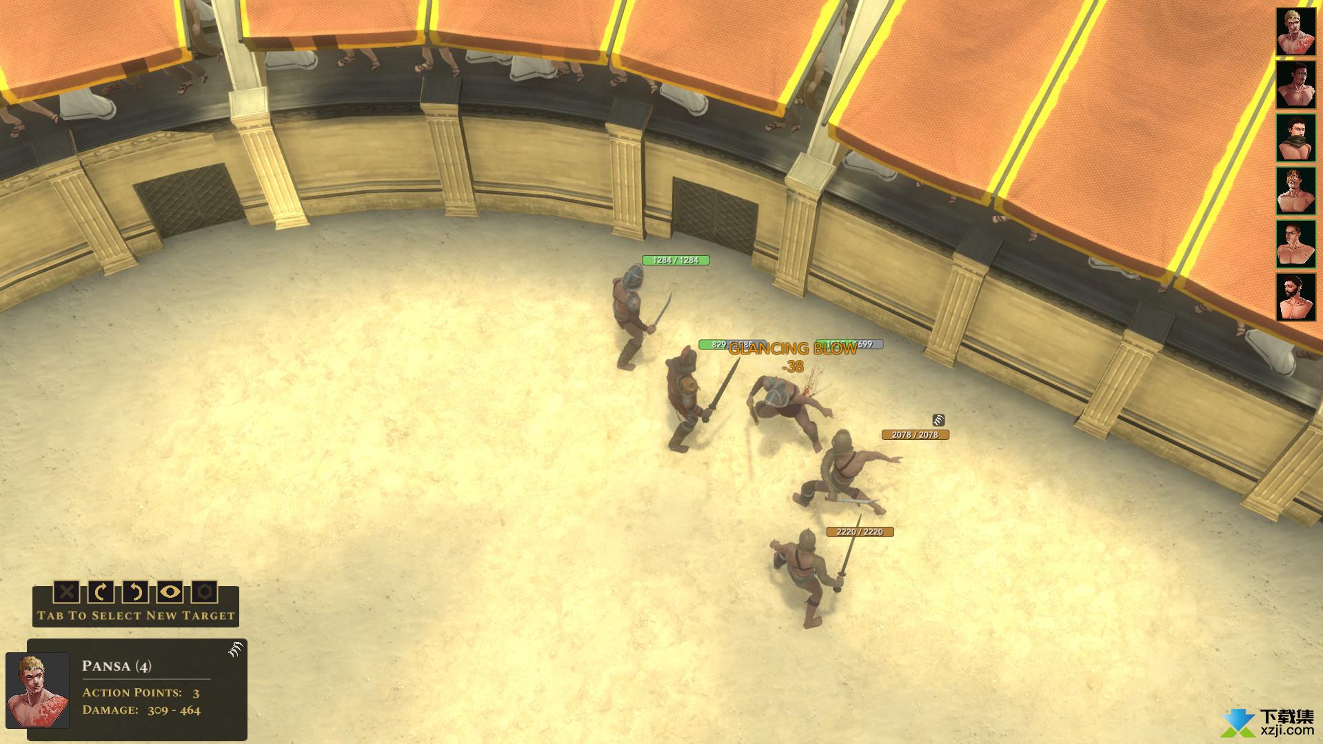 角斗士时代2罗马界面3