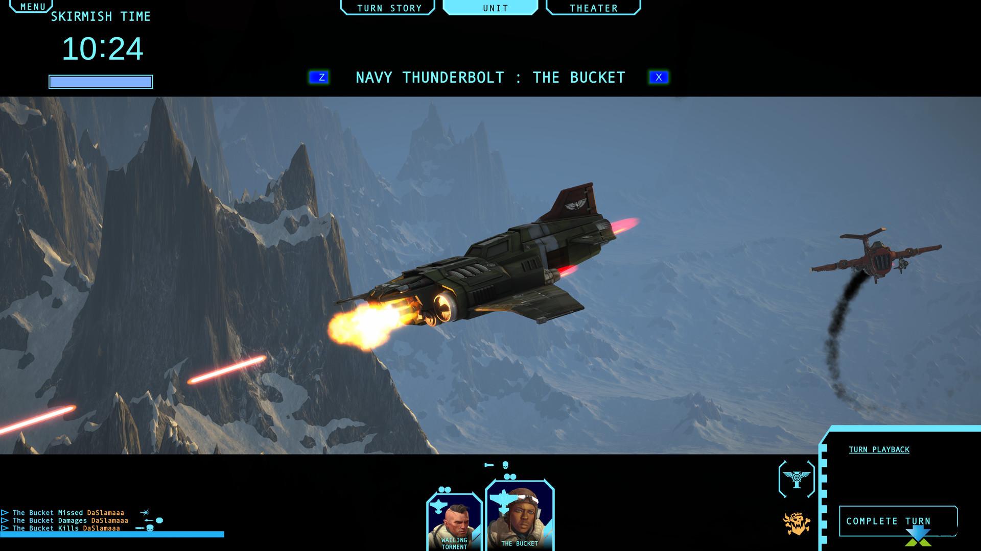 航空帝国主义飞行指挥界面