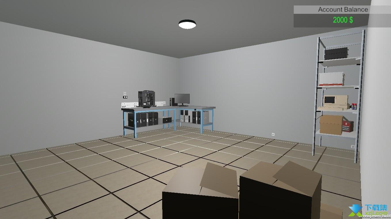 电脑装机模拟界面4