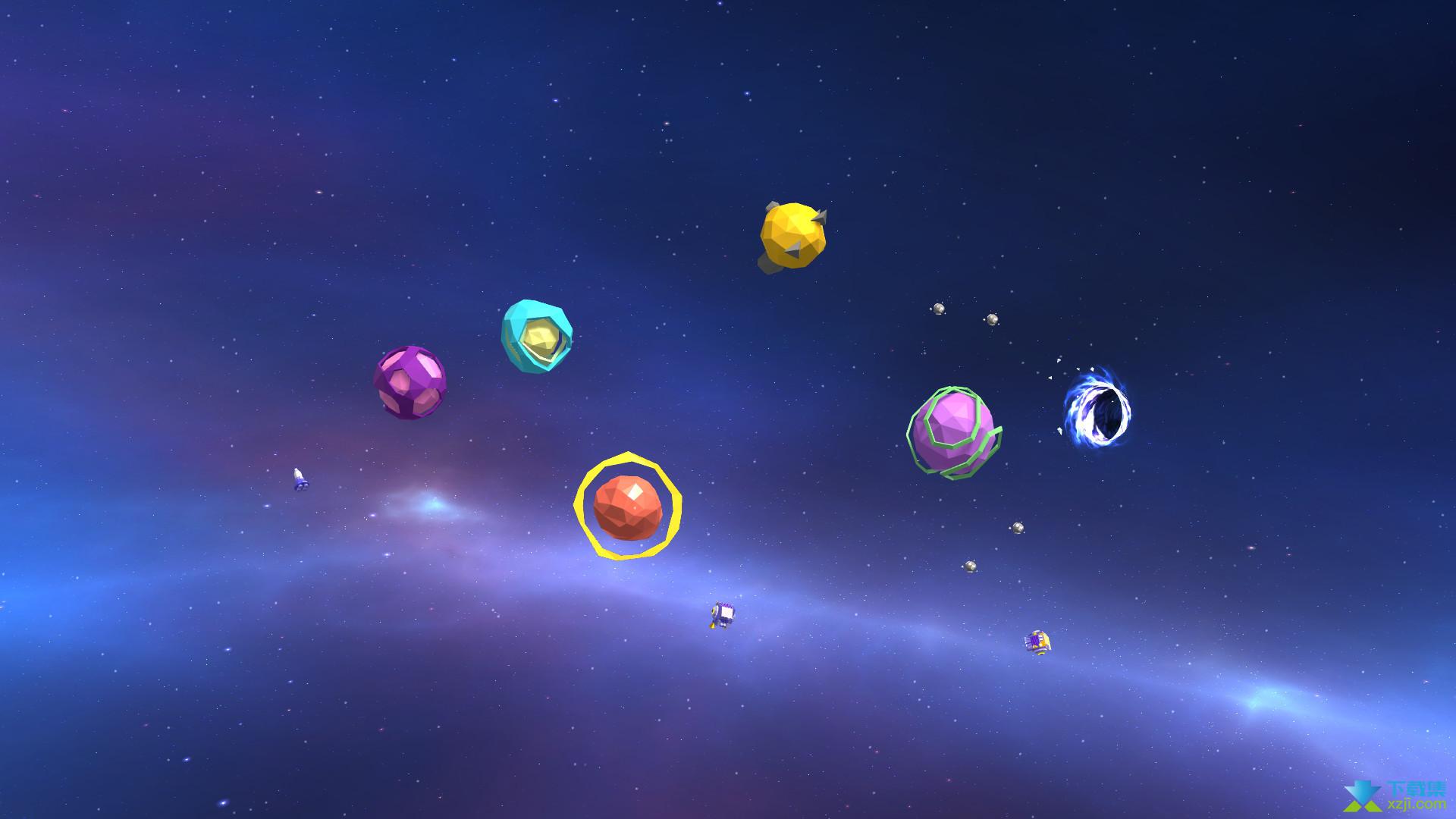 Astro-g界面2