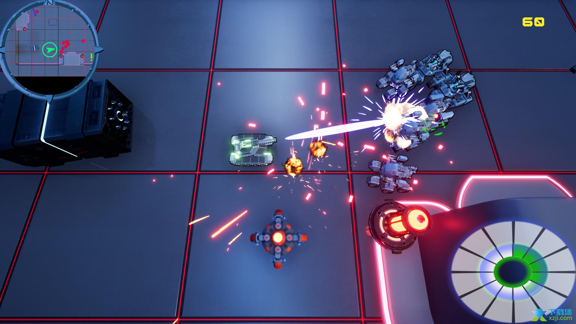 战斗坦克2太空机器人界面3