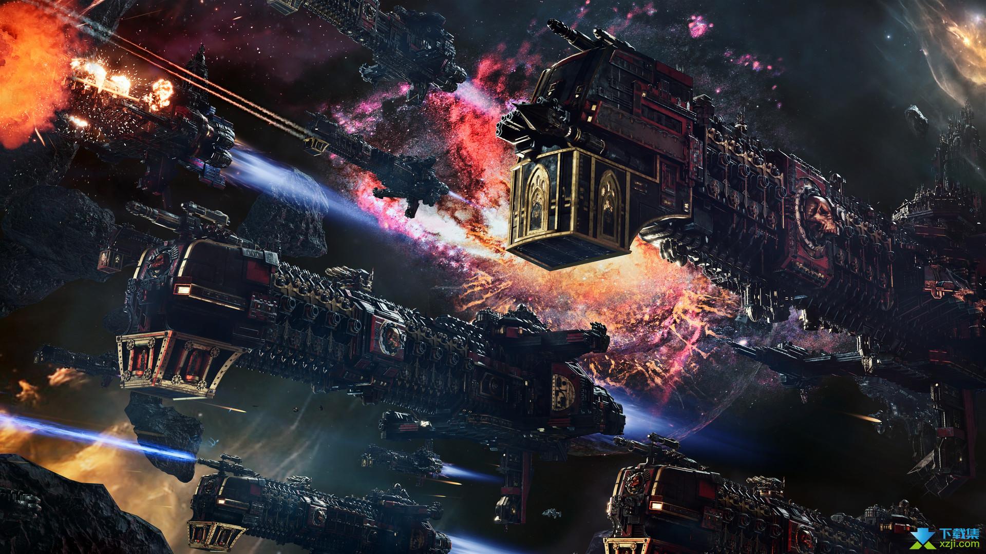 哥特舰队阿玛达2界面1