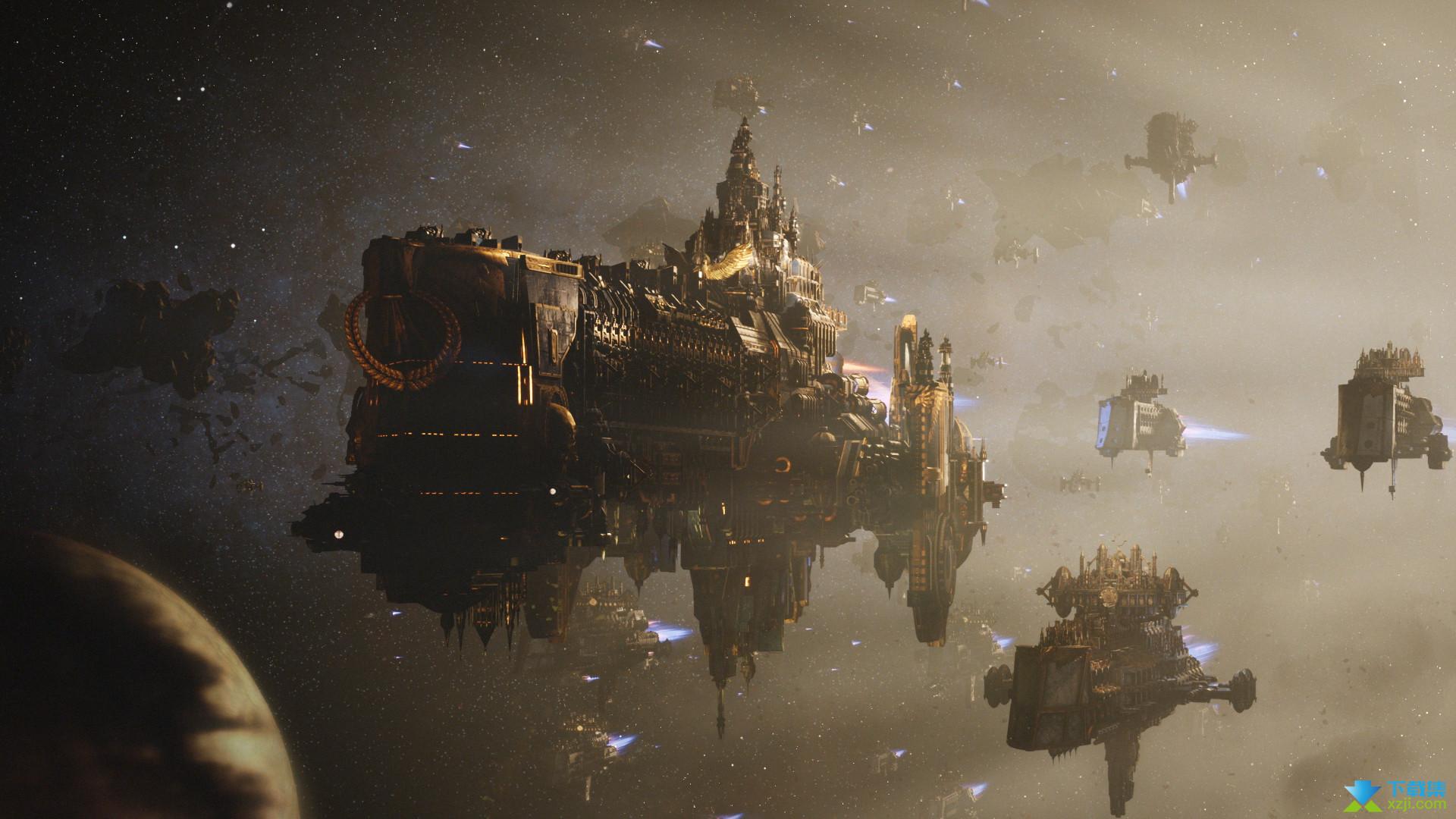 哥特舰队阿玛达2界面3